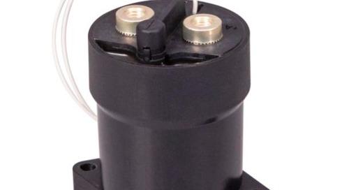 Sensata Technologies' New GIGAVAC GV210 Series Contactors Ideal for Electrification Applications
