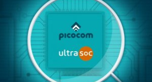 Picocom Selects UltraSoC In-System Analytics and Monitoring IP for 5G New Radio Small Cell SoC