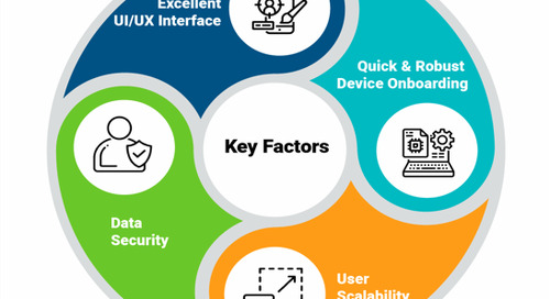 Key Areas to Focus While Developing Connected App for IoT Solutions