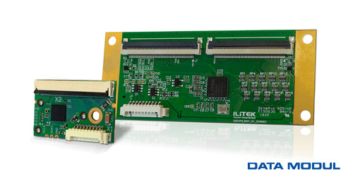 DATA MODUL Introduces New Touch Controller Board Solutions for Small and Medium-sized Diagonals
