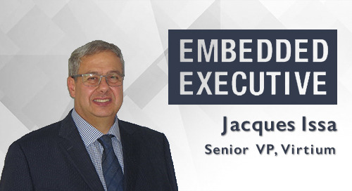 Embedded Executive: Jacques Issa, Senior VP, Virtium