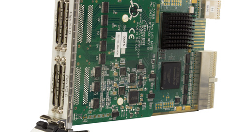 Marvin Test Solutions Releases New PXI Multi-Function Card