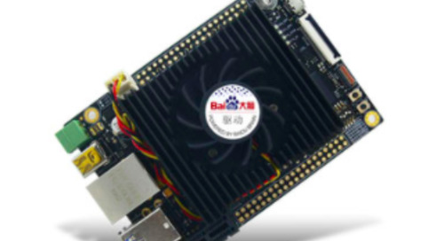 MYIR Introduces Zynq UltraScale+ MPSoC Based FZ3 Card for Deep Learning