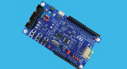 BlueNRG-2 Development Kit from STMicroelectronics Reveals Bluetooth 5.0 Performance and Efficiency