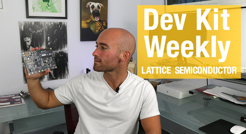 Dev Kit Weekly: Lattice Semiconductor MachX03D Development Board