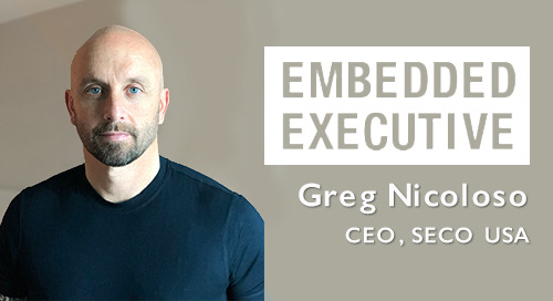 Embedded Executive: Greg Nicoloso, CEO, SECO USA