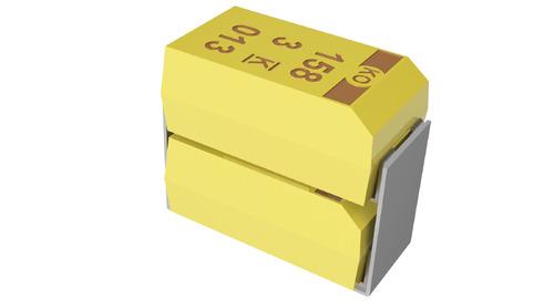 KEMET Releases New Tantalum Polymer Capacitors