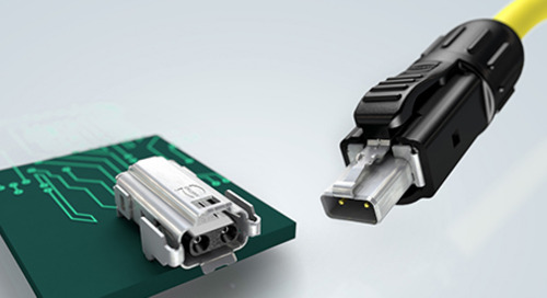 HARTING Releases T1 Industrial, Industrial Connector