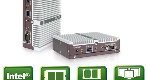 Compact Embedded System with Triple HDMI Image Output