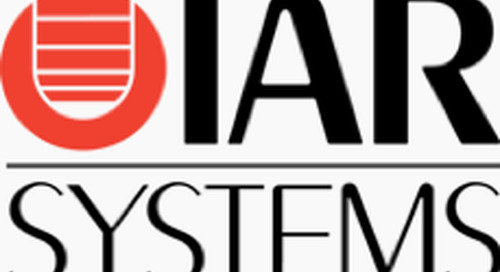 IAR Systems Releases Updates of its Linux Build Tools