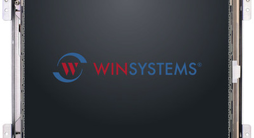 WINSYSTEMS Debuts Panel PC for Mil/COTS and Industrial IoT Applications