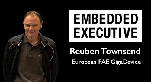 Embedded Executive: Reuben Townsend, European FAE GigaDevice