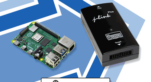 SEGGER Introduces New Version of J-Link, Adds Support for Raspberry PI