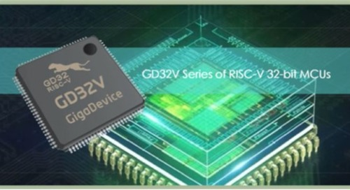 GigaDevice Offers MCUs based on both RISC-V, Arm