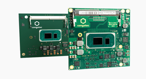 congatec Announces First COM-HPC and Next-Gen COM Express