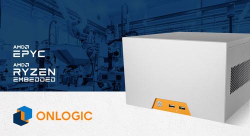 OnLogic Announces Partnership with AMD