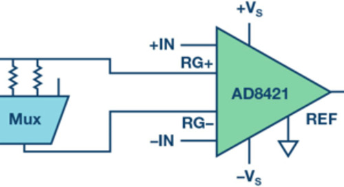 Programmable Gain Instrumentation Amplifiers: Finding One that Works for You