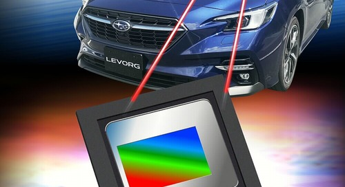 SUBARU Selects ON Semiconductor Image Sensing Technology for its EyeSight Driver Assist Platform