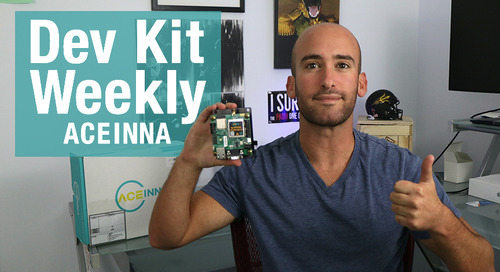Dev Kit Weekly: Acienna OpenRTK330LI Evaluation Kit
