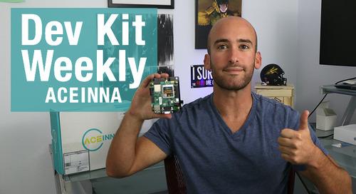 Dev Kit Weekly: Acienna OpenRTK330LI Evaluation Kit