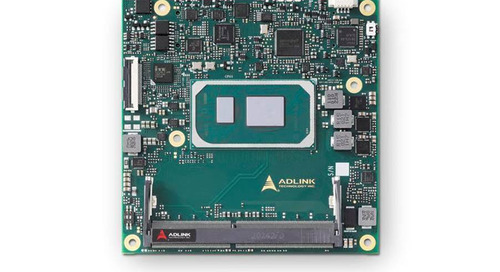 ADLINK Releases cExpress-TL, COM Express Type 6 Module