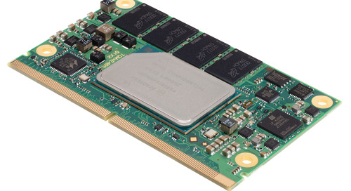 TQ Introduces New Intel Atom x6000E Based Computer-on-Module Product Family