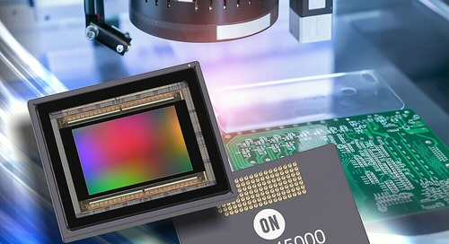 ON Semiconductor Expands XGS Family of CMOS Image Sensors for High-Resolution Industrial Imaging