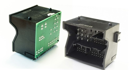 Y-Quad, the Junction Box Connector for the Automotive Sector