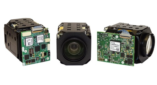 Active Silicon Adds New Autofocus-Zoom Block Camera Offering High-Quality Vision Systems