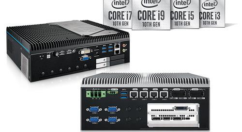 Vecow Launched ECX-2400/2200 PEG 10th Gen Intel Xeon/Core Workstation-Grade AI Computing System