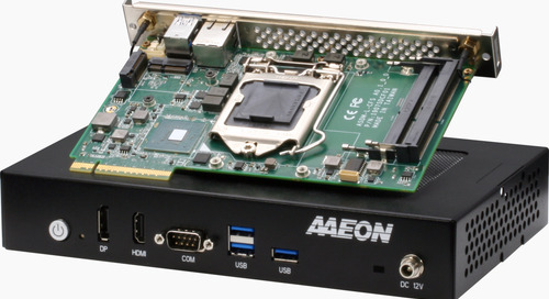 AAEON Announces the ASDM-L-CFS Smart Display Module