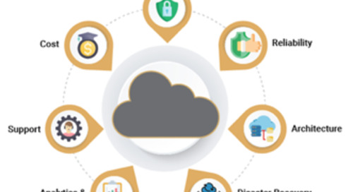 Influencing Factors in Choosing the Right Cloud Service Provider for Cloud Enabled Solutions