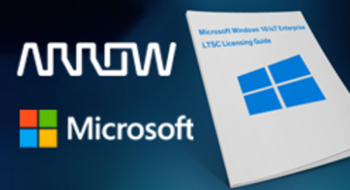Save Licensing Costs with Windows 10 IoT Enterprise LTSC