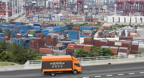 Kerry Logistics to Buy U.S. Freight Forwarder