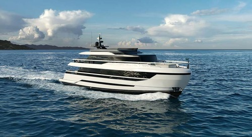 Palumbo Superyachts: New Built Extra 93' by ISA Yachts sold