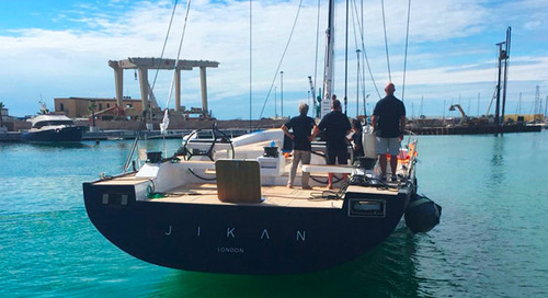 Advanced Yachts launches new A80 JIKAN
