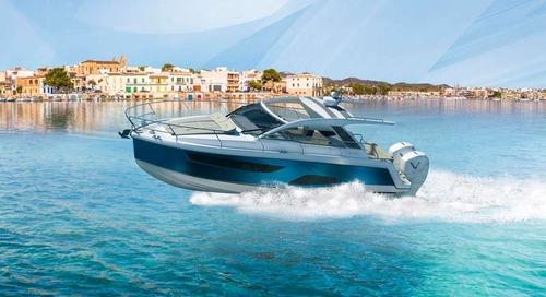 The new Sealine S330v