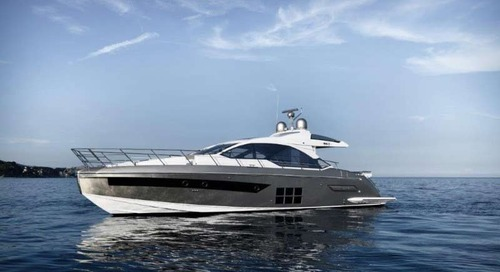 Worldwide preview for the new Azimut S6 in Cannes
