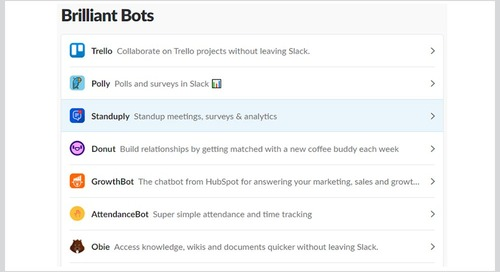 Best 15 Slack Bots for Small Business Users