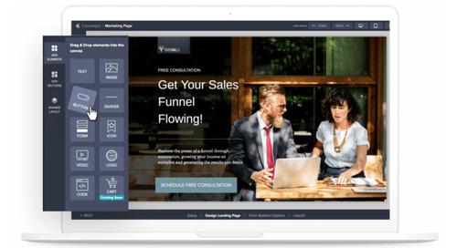 Infusionsoft Unveils New Marketing Platform Designed for Small Businesses