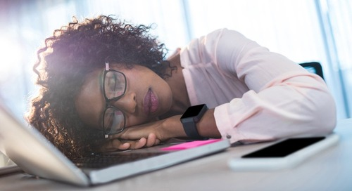 49% of Small Business Owners Can't Sleep Over Cash Worries