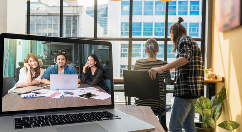 Amazon Chime Helps Small Businesses with Web Meetings and Chats