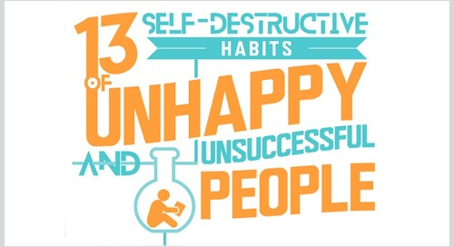 13 Self-Defeating Mantras Successful Entrepreneurs MUST Jettison