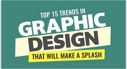 Graphic Design Secrets Revealed: Trends to Make Your Site Irresistible (INFOGRAPHIC)