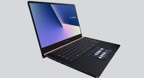 The new ASUS ZenBook Pro May be Perfect – if Somewhat Costly – for Creative Businesses