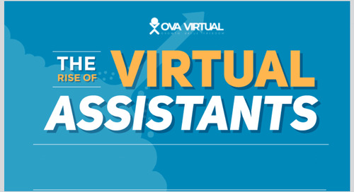 How to Succeed in Your Small Business While Doing Less with Virtual Assistants? (INFOGRAPHIC)