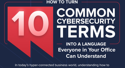 10 Examples of Cybersecurity Jargon Translated for Small Business Owners (INFOGRAPHIC)