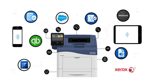 Xerox Makes Targets Small Business Market by Updating App Gallery for Smart Devices