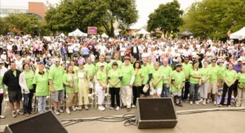 3rd Annual Brain Cancer Walk Raises Over $426,000