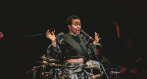 Concert Gallery: Jamila Woods